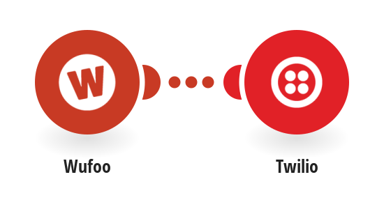 Send Twilio SMS messages for new Wufoo forms entries