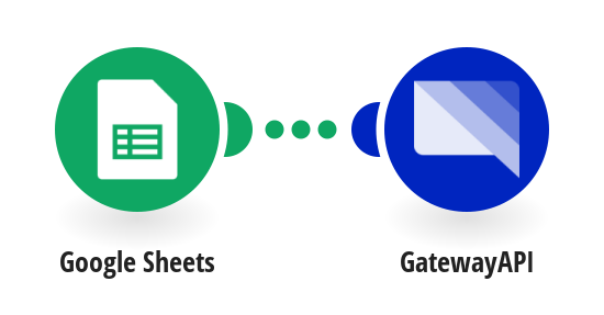 Send an SMS message to each new row in a Google Sheets spreadsheet