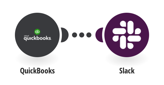 Send a message about new event in QuickBooks to Slack