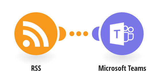 Send a new RSS feed to Microsoft Teams