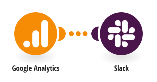 Google Analytics - send a report with outputs from yesterday to Slack