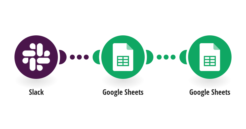 Add Slack client info with e-mail to Google Sheets spreadsheet with client contacts