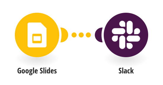 Send a message about a new presentation in Google Slides to Slack