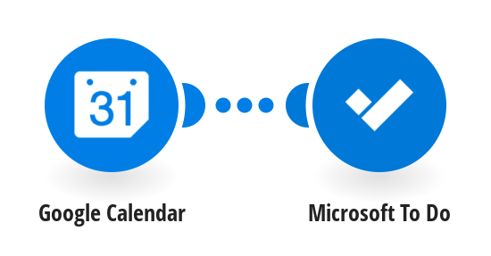Add new Google Calendar events to Microsoft To Do as tasks