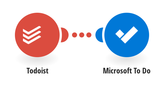 Add new Todoist tasks to Microsoft To Do