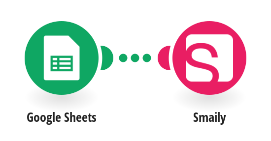 Trigger Smaily Automation Workflow with data from Google Sheets