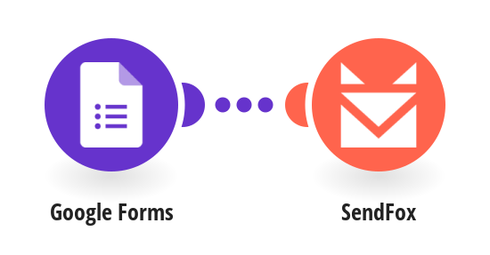 Create SendFox contacts from new Google Forms responses