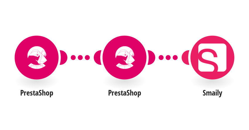 Send a customer from a new order in PrestaShop to Smaily