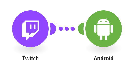 Send Android push notifications for new Twitch videos