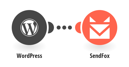Add new WordPress users to SendFox as contacts.