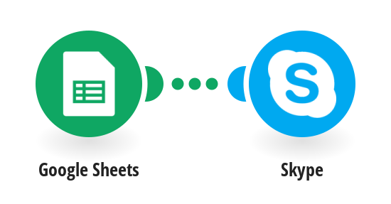 Send Skype message each time a row is added to a Google Sheet