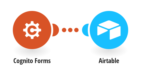 Send data from Cognite Forms to Airtable