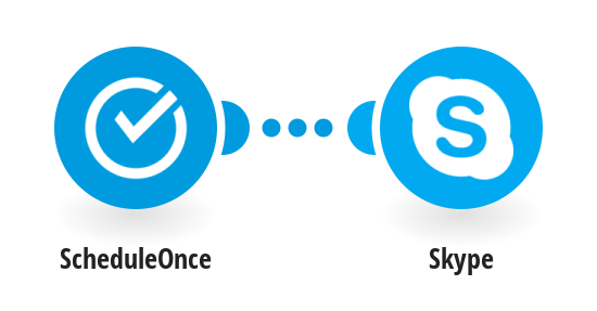 Send Skype message when a new meeting is scheduled with ScheduleOnce