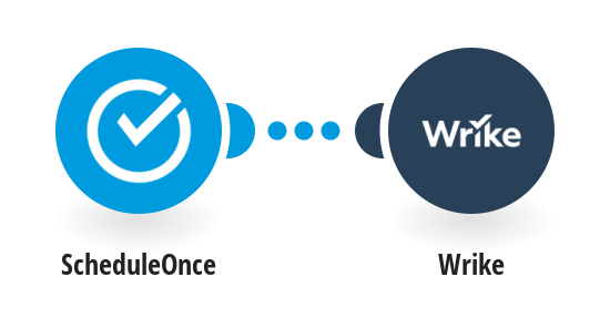 Create Wrike tasks from new ScheduleOnce appointments