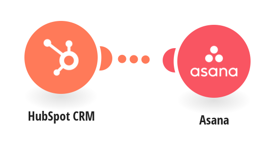 Create Projects in Asana for new leads in HubSpot CRM