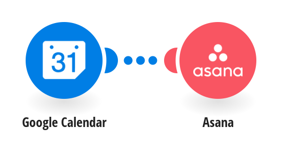 Create Asana tasks for new Google Calendar events