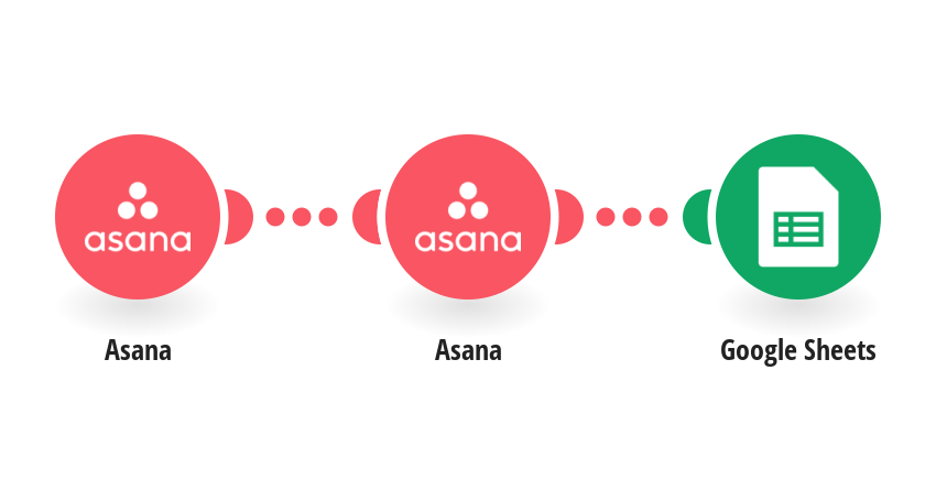 Save completed tasks from Asana to a Google Sheets spreadsheet