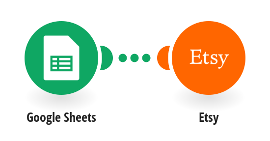 Create a new listing on Etsy when a new row is added to a Google Sheet