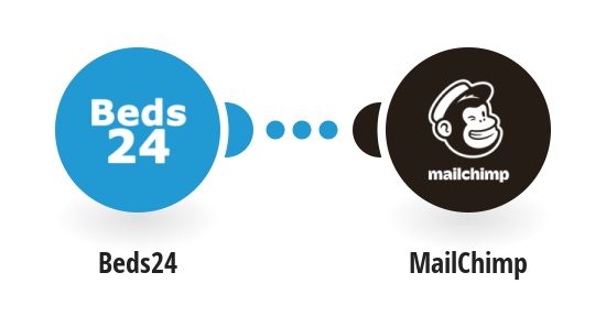 Add new Mailchimp subscriber from Beds24 booking