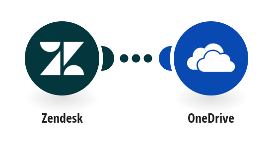 Save new Zendesk tickets to OneDrive