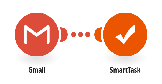 Create a new SmartTask task from Gmail label
