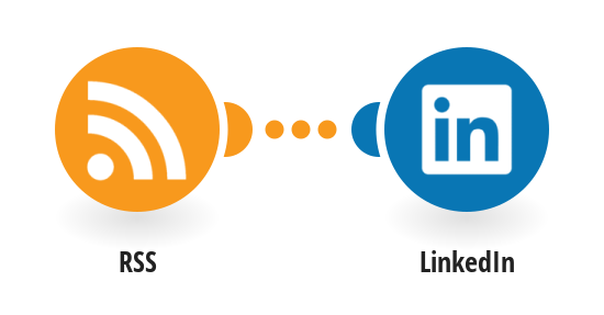 Post new RSS items to LinkedIn