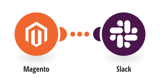 Send Slack messages for new Magento products