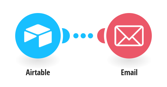 New Airtable records sent as email