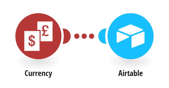 Record currency exchange rate in Airtable