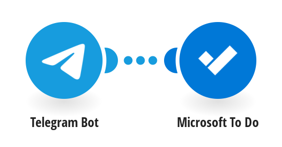 Create Microsoft To Do tasks for new Telegram messages