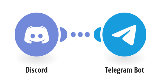 Post new Discord messages on Telegram.