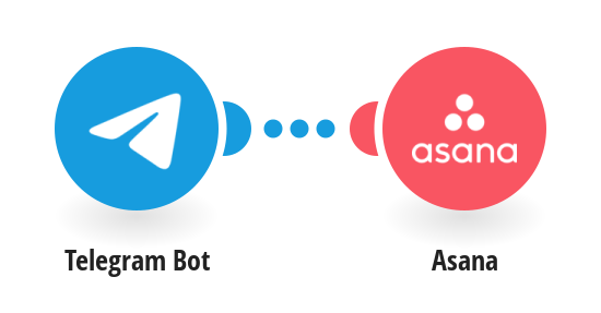 Create Asana tasks for new Telegram messages.