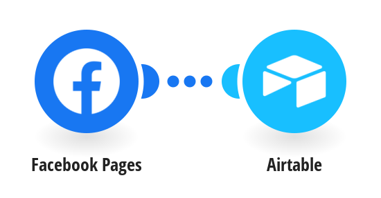 Save new Facebook Pages posts to Airtable