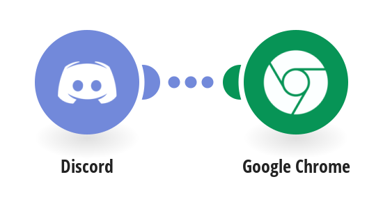 Send push notifications via Google Chrome for new Discord messages