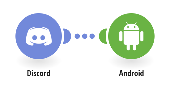 Send Android push notifications for new Discord messages