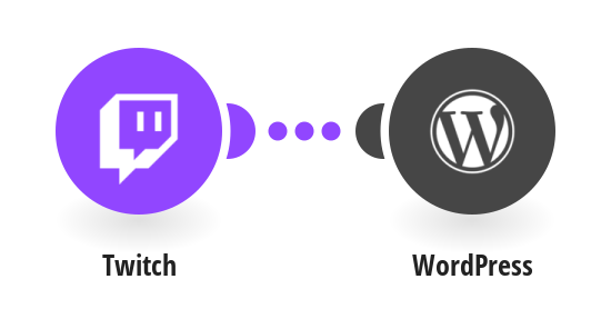 Publish new Twitch clips to Wordpress