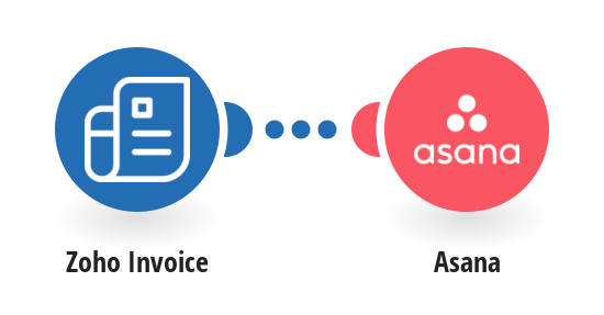 Create Asana tasks from Zoho Invoices