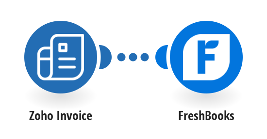 Create FreshBooks invoice from Zoho Invoices