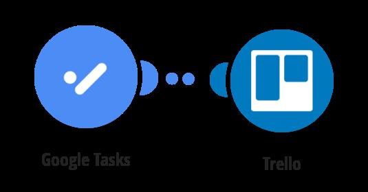 Create Trello cards for new Google Tasks