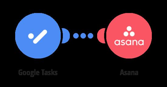 Create Asana tasks for new Google Tasks
