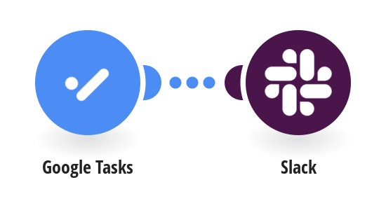 Create Slack messages for new Google Tasks