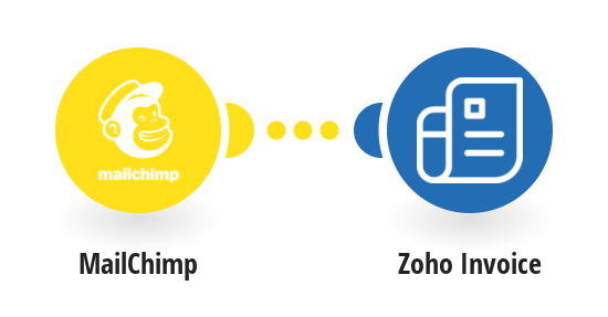 Create Zoho Invoice Contacts from MailChimp subscribers