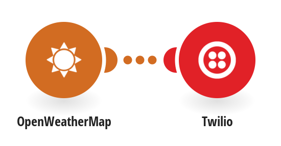 Send Twilio SMS messages with weather forecast for tommorow