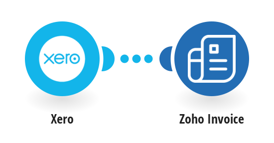 Create Zoho Invoices from Xero invoices