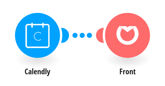 Create Front contacts from Calendly events and add them to groups