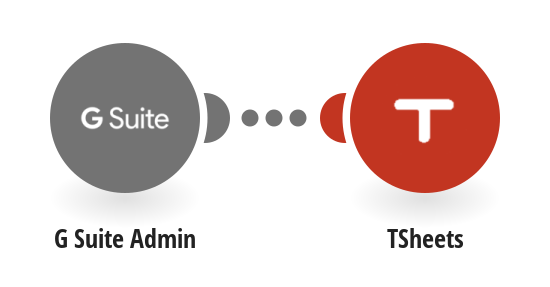 Create TSheets users for new G Suite users