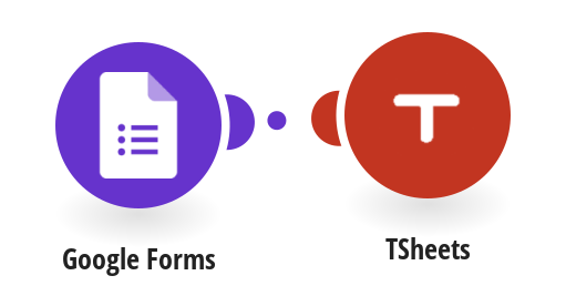 Create TSheets users from new Google Forms responses