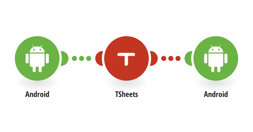 Clock-in TSheets employees with Android Barcode scanner