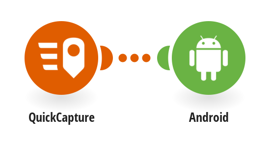 Send a notification to Android when a new event is recorded in your project in QuickCapture