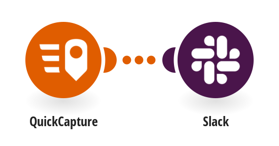 Send a notification to Slack about new recorded event in your project in QuickCapture